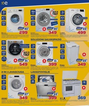 lavatrice 5 kg Euronics