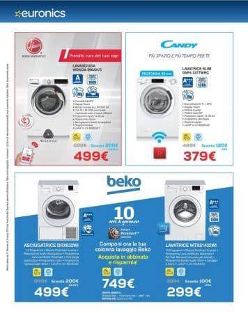 lavatrice Beko Euronics