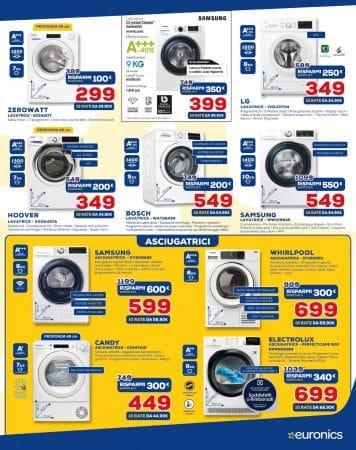 lavatrice Bosch Euronics