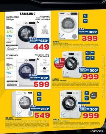 lavatrice Miele Euronics