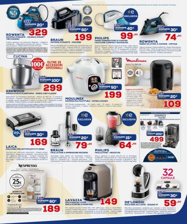 macchine caffe Euronics