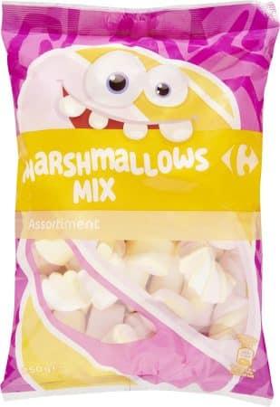 marshmallow carrefour