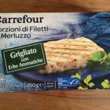 Merluzzo Carrefour: prezzo volantino e confronto prodotti
