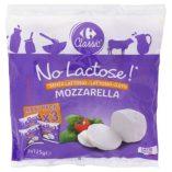 Mozzarella senza lattosio Carrefour: prezzo volantino e offerte