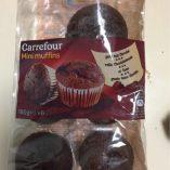 Muffin Carrefour: prezzo volantino e confronto prodotti
