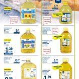 Olio di girasole 5 lt Carrefour: prezzo volantino e confronto prodotti