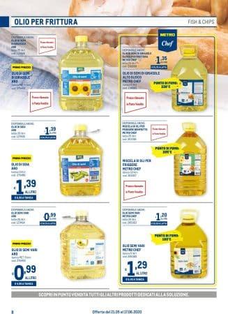 olio di girasole 5 lt carrefour