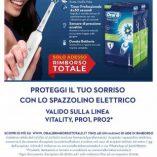 Oral b go electric Trony: prezzo volantino e offerte