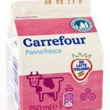 Panna fresca Carrefour: prezzo volantino e confronto prodotti
