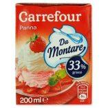 Panna vegetale Carrefour: prezzo volantino e guida all'acquisto