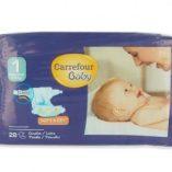 Pannolini Carrefour: prezzo volantino e guida all'acquisto