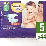 Pannolini taglia 4 Carrefour: prezzo volantino e offerte