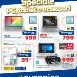 Pc e tablet Euronics: prezzo volantino e confronto prodotti