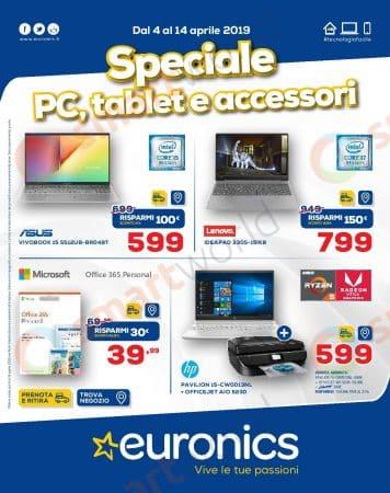 pc e tablet Euronics