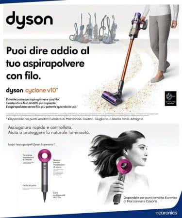 phon Dyson Euronics