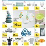 Piatti plastica Carrefour: prezzo volantino e offerte