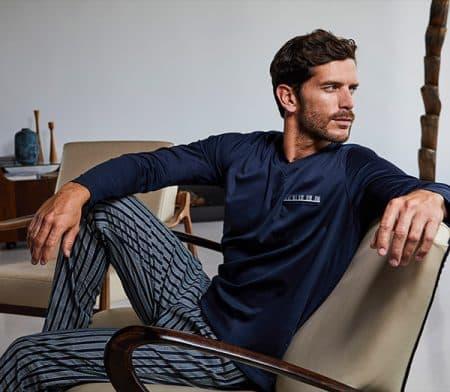 pigiama uomo calzedonia