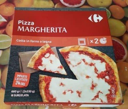 pizze carrefour