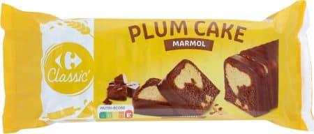 plumcake carrefour