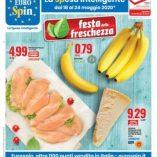 Prezzo banane Eurospin: prezzo volantino e offerte