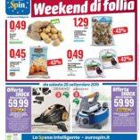 Prezzo patate al kg Eurospin: prezzo volantino e confronto prodotti