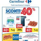 Prossimo volantino sbircia Carrefour: prezzo volantino e confronto prodotti