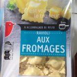 Ravioli Auchan: prezzo volantino e guida all' acquisto