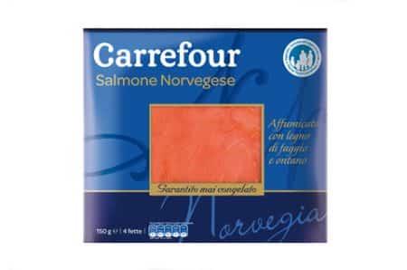 salmone carrefour