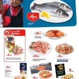 Salmone surgelato Auchan: prezzo volantino e offerte