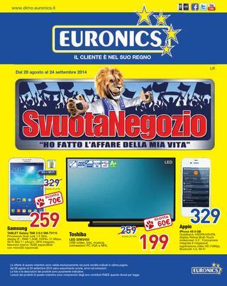 smart tv 55 pollici Euronics