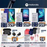 Smartphone Sony Unieuro: prezzo volantino e confronto prodotti