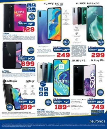 smartphone Euronics