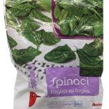 Spinaci Auchan: prezzo volantino e confronto prodotti
