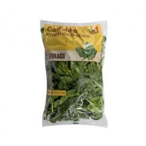 spinaci carrefour