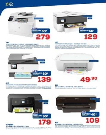 stampante su Euronics
