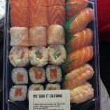 Sushi Auchan: prezzo volantino e offerte