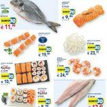Sushi Esselunga: prezzo volantino e offerte