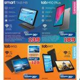 Tablet Lenovo Euronics: prezzo volantino e offerte
