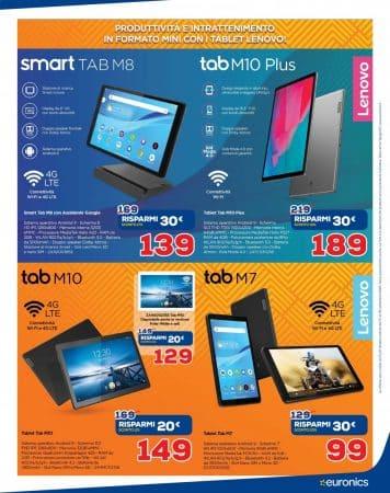 tablet Lenovo Euronics