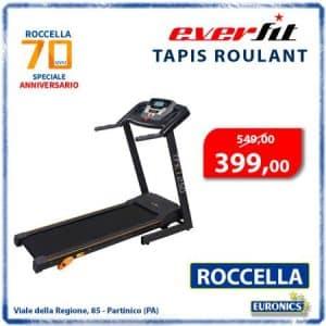 tapis roulant Euronics