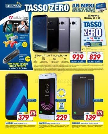 telefonia mobile Euronics