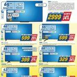 Televisori telefunken Euronics: prezzo volantino e offerte
