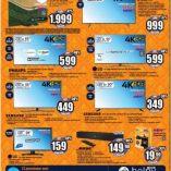 Tv 65 pollici Unieuro: prezzo volantino e confronto prodotti