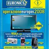 Tv lcd 22 pollici Euronics: prezzo volantino e offerte