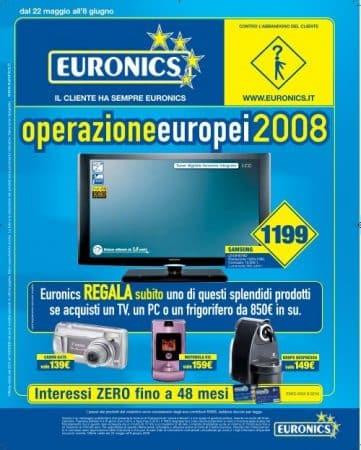 tv lcd 22 pollici Euronics
