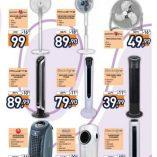 Ventilatori Unieuro: prezzo volantino e offerte