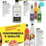 Vodka liscia Auchan: prezzo volantino e offerte